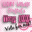 WAHM Website Content's Top 100 WAHM Sites!